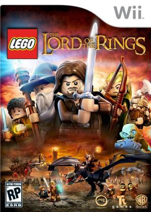 Lego Lord Of The Rings/Wii