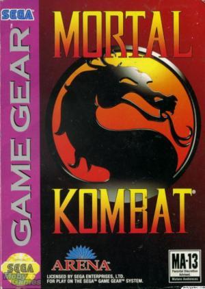 Mortal Kombat/Game Gear