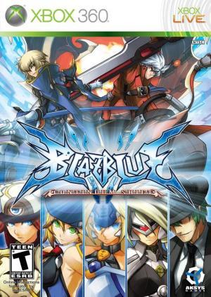 Blazblue Continuum Shift/Xbox 360
