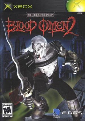 Blood Omen 2 Legacy of Kain/Xbox