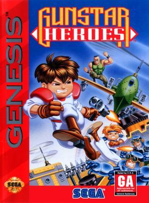 Gunstar Heroes/Genesis