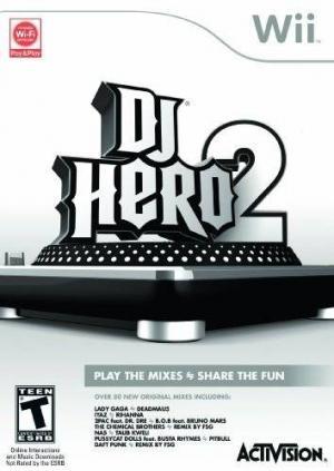 DJ Hero 2 Avec Table Tournante / Wii