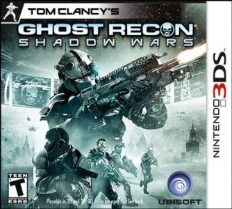 Ghost Recon Shadow  Wars/3DS