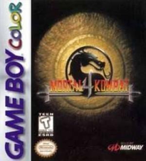Mortal Kombat 4/Game Boy Color