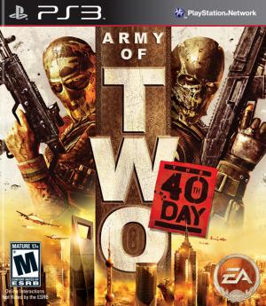 Army Of Two The 40th Day/PS3