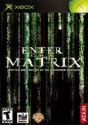Enter The Matrix/Xbox