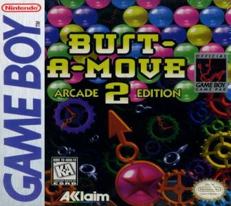 Bust-a-Move 2: Arcade Edition cover