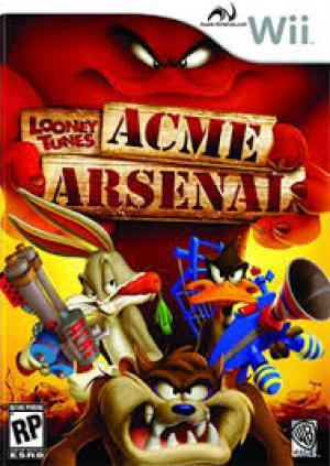 Looney Tunes Acme Arsenal/ Wii
