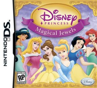 Disney Princess Magical Jewels/DS