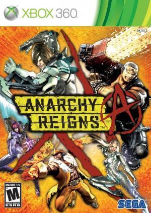 Anarchy Reigns/Xbox 360
