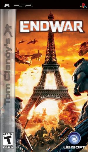 Tom Clancy's EndWar/PSP
