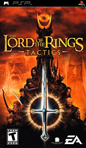 The Lord of the Rings: Tactics/PSP