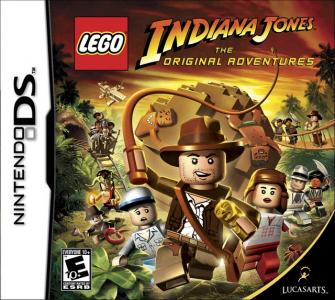 Lego Indiana Jones The Original Adventures/DS
