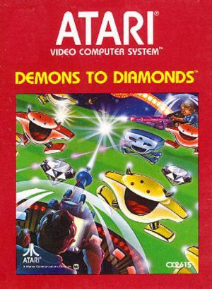 Demons To Diamonds/Atari 2600