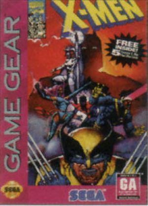 X-Men/Game Gear