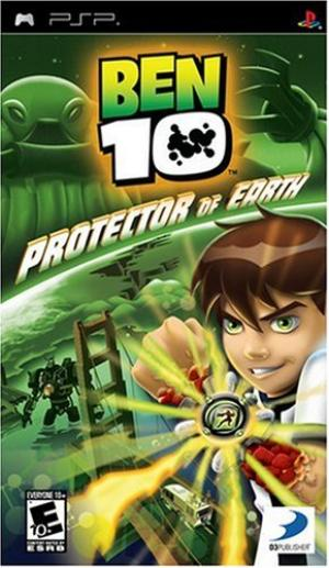 Ben 10 Protector of Earth/PSP