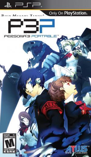 Persona 3 Portable/PSP