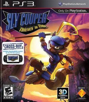 Sly Cooper Thieves In Time/PS3