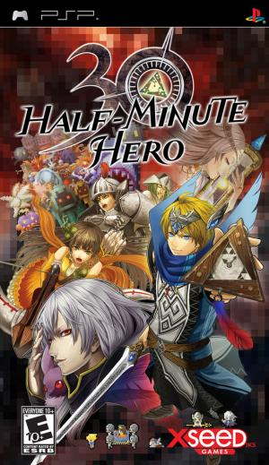 Half-Minute Hero/PSP