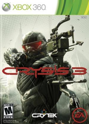Crysis 3/Xbox 360