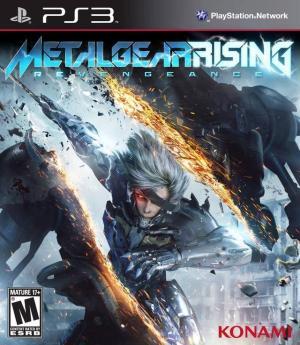 Metal Gear Rising Revengeance/PS3