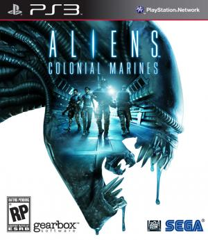 Aliens Colonial Marines/PS3