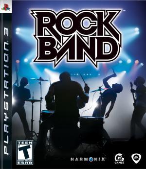 Rock Band (Jeu Seulement) / PS3