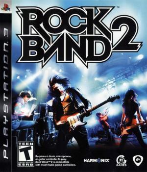 Rock Band 2 (Jeu Seulement) / PS3