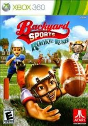 Backyard Sports Rookie Rush / XBOX 360