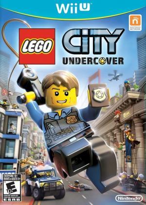 Lego City Undercover/Wii U