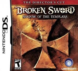 Broken Sword Shadow Of The Templars/DS