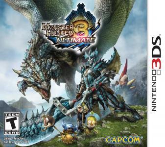 Monster Hunter 3 Ultimate/3DS
