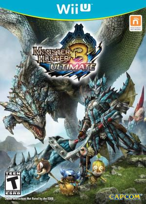 Monster Hunter 3 Ultimate/Wii U