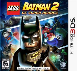 Lego Batman 2 DC Super Heroes/3DS