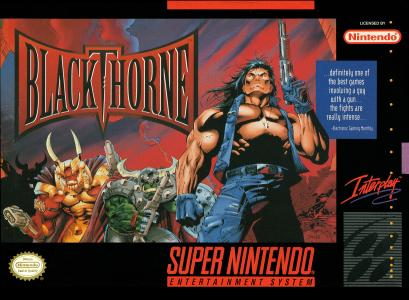 BlackThorne/SNES