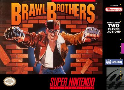 Brawl Brothers/SNES