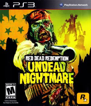 Red Dead Redemption Undead Nightmare/PS3