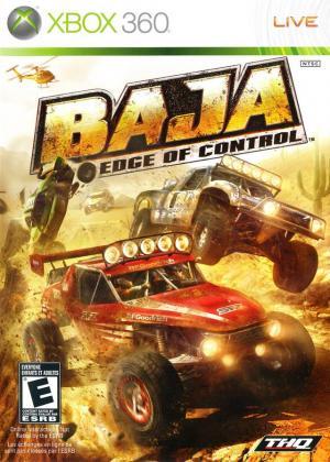 Baja: Edge of Control/Xbox 360