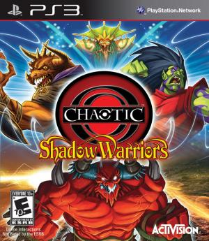 Chaotic Shadow Warriors/PS3