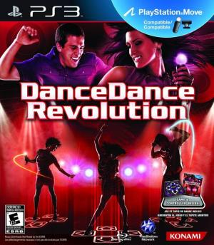 Dance Dance Revolution Avec Tapis/PS3