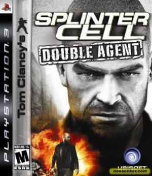Tom Clancy's Splinter Cell Double Agent/PS3