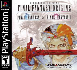 Final Fantasy Origins/PS1