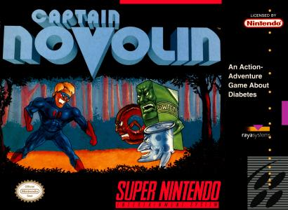 Captain Novolin/SNES