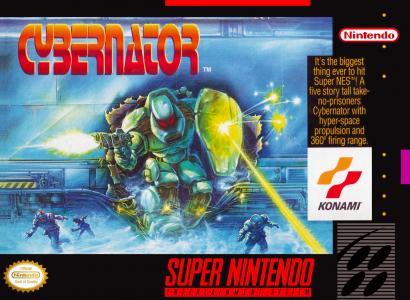 Cybernator/SNES