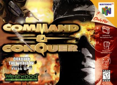 Command & Conquer/N64