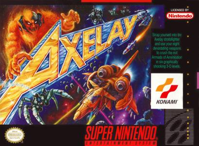 Axelay/SNES