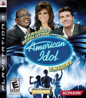 Karaoke Revolution Presents American Idol Encore (Jeu Seulement) / PS3