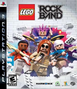 Lego Rock Band/PS3