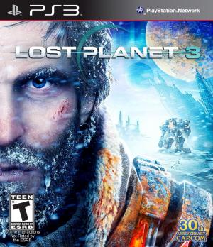 Lost Planet 3/PS3