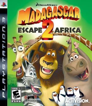 Madagascar Escape 2 Africa/PS3
